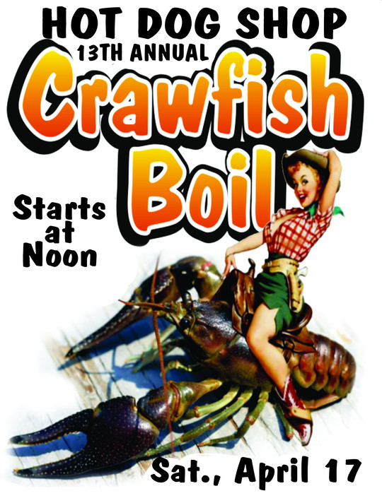 Crawfish Boil, Houston TX